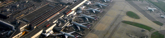 Aeroportul Heathrow din Londra