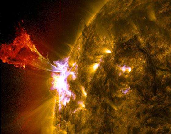 Explozie solara