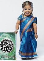 Cea mai mica femeie din lume