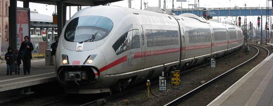 Cel mai rapid tren din lume