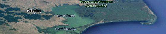 Cel mai mare lac din Romania