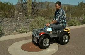 Cea mai mica masina din lume