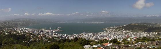 Noua Zeelanda capitala